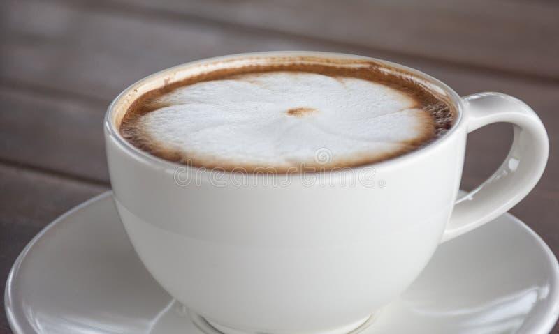 茶点的咖啡 免版税库存图片