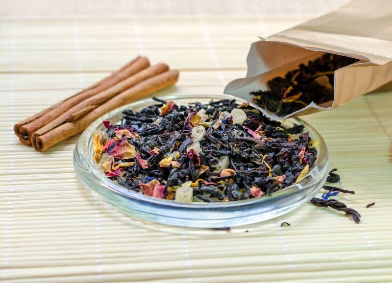 茶用goji莓果 库存图片