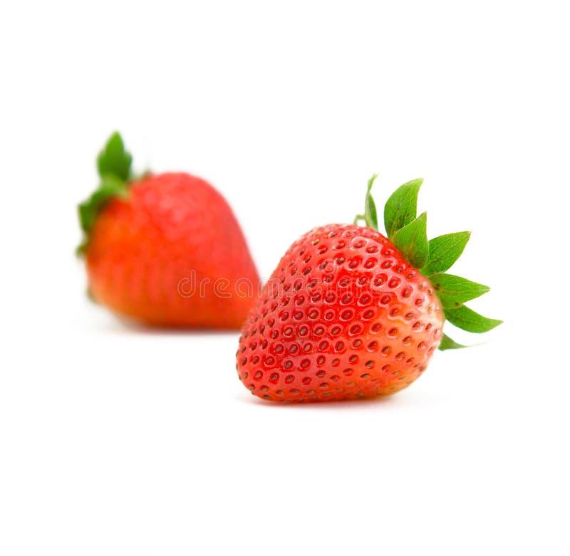 Download 草莓二 库存图片. 图片 包括有 颜色, 剪切, 特写镜头, 发狂, 绿色, 新鲜, 水平, 可食, 健康 - 15696171