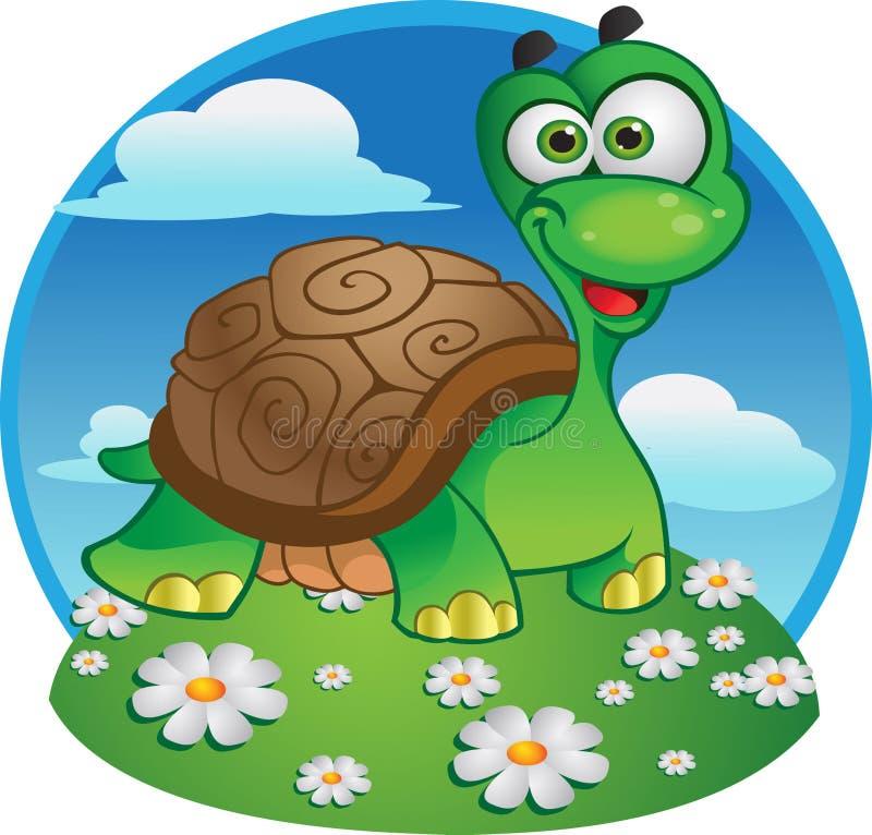 草龟 向量例证