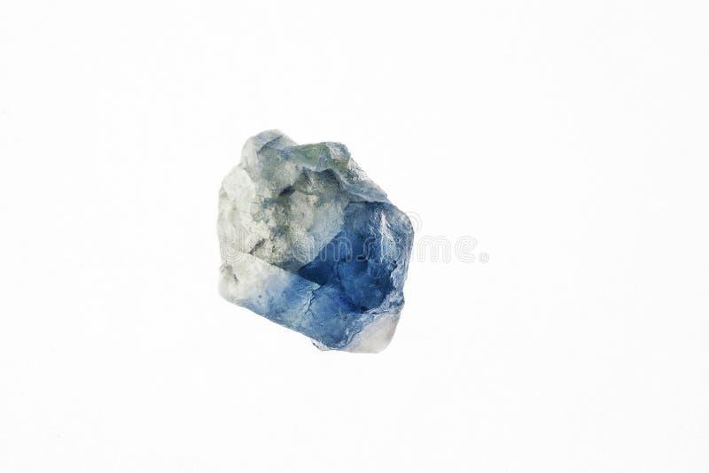 荧石水晶 图库摄影