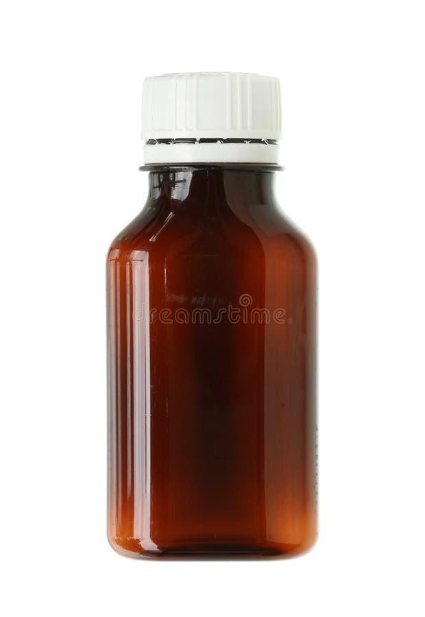 药物瓶 免版税图库摄影