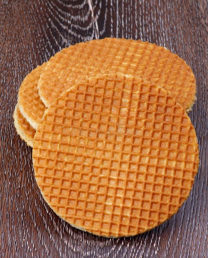 荷兰奶蛋烘饼 免版税库存图片