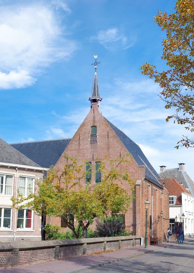 荷兰市中心 免版税图库摄影