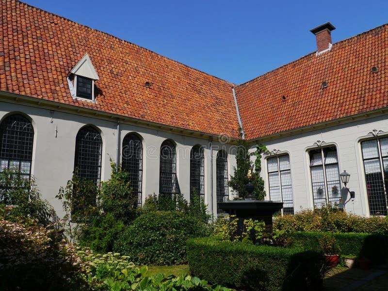 荷兰胡椒宾馆在格罗宁根 库存照片