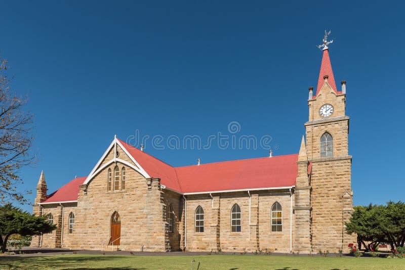 荷兰被改革的教会,在Vrede 免版税图库摄影