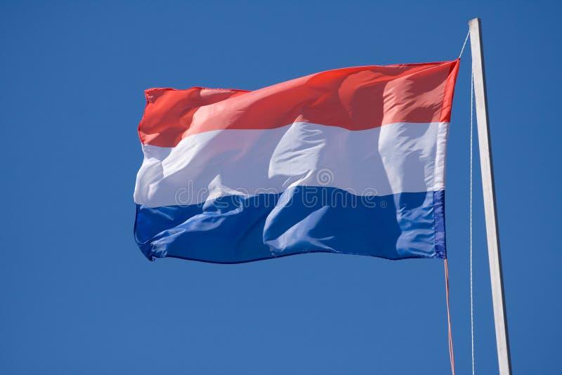 荷兰语标志 库存图片