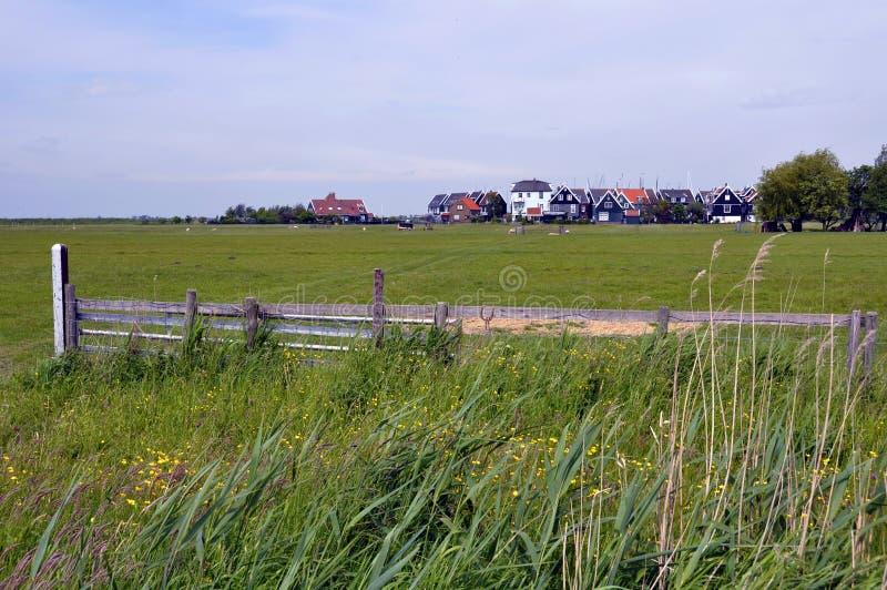 荷兰语横向 图库摄影