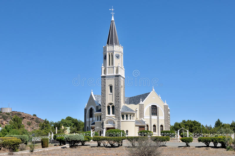 荷兰语被改革的教会,汉诺威 免版税库存照片