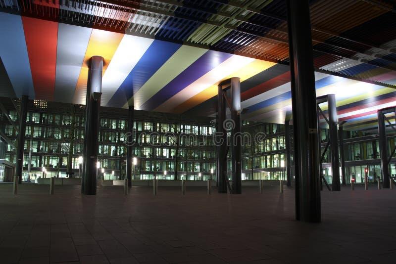 荷兰财政部 免版税库存照片