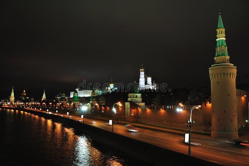 莫斯科克里姆林宫。 库存照片