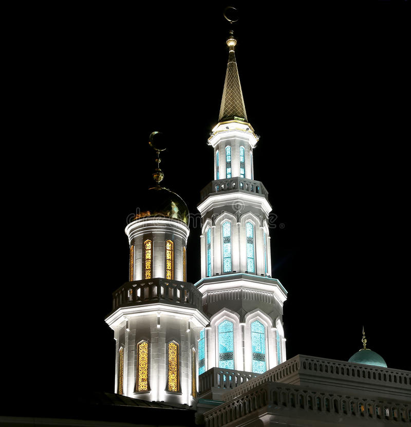 Download 莫斯科大教堂清真寺,俄罗斯--主要清真寺在莫斯科 库存图片. 图片 包括有 信念, 尖塔, 穆斯林, 文化 - 62531667