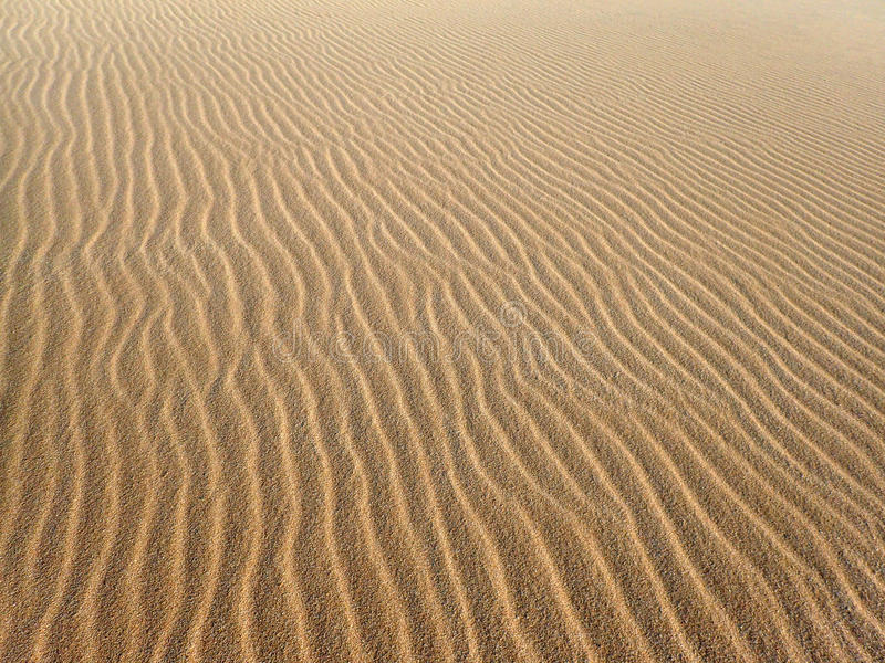 莫洛凯区海滩沙子 库存图片