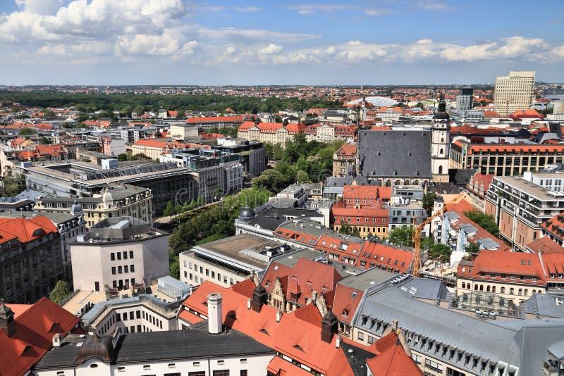 莱比锡,德国 免版税库存照片