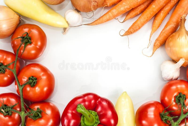 菜健身概念背景 免版税库存图片