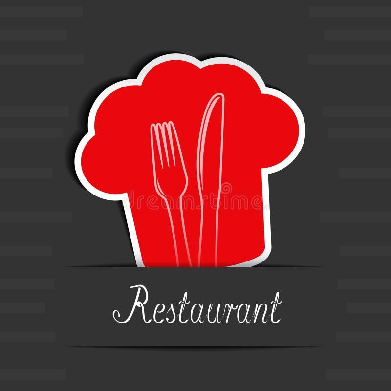 Download 菜单餐馆卡片 向量例证. 插画 包括有 图标, 典雅, 投反对票, 叉子, 背包, 厨师, 设计, 图象 - 30326874