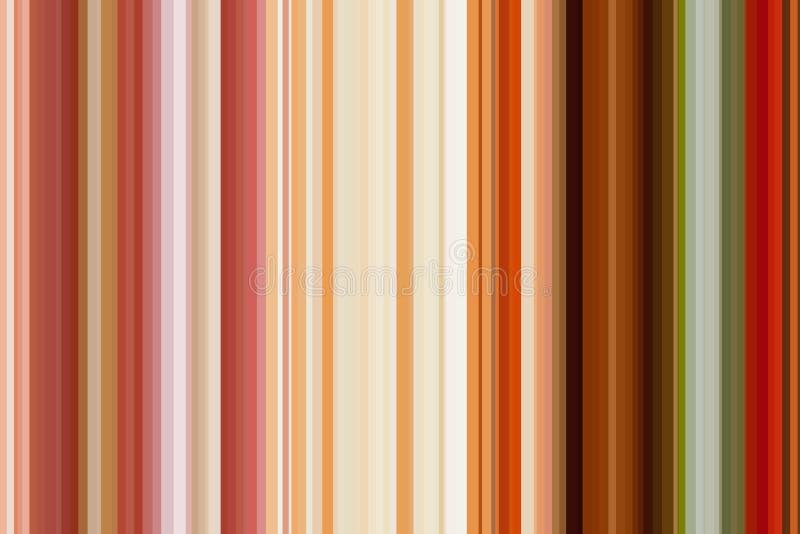 菜概念,彩虹颜色 五颜六色的无缝的条纹样式 抽象背景例证 时髦的现代趋向颜色 向量例证