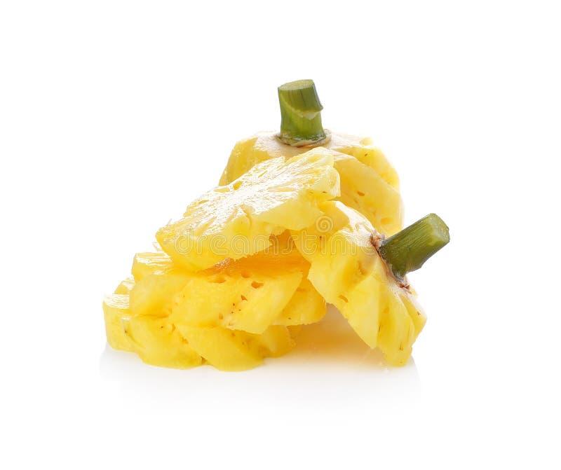 菠萝切片 免版税库存图片