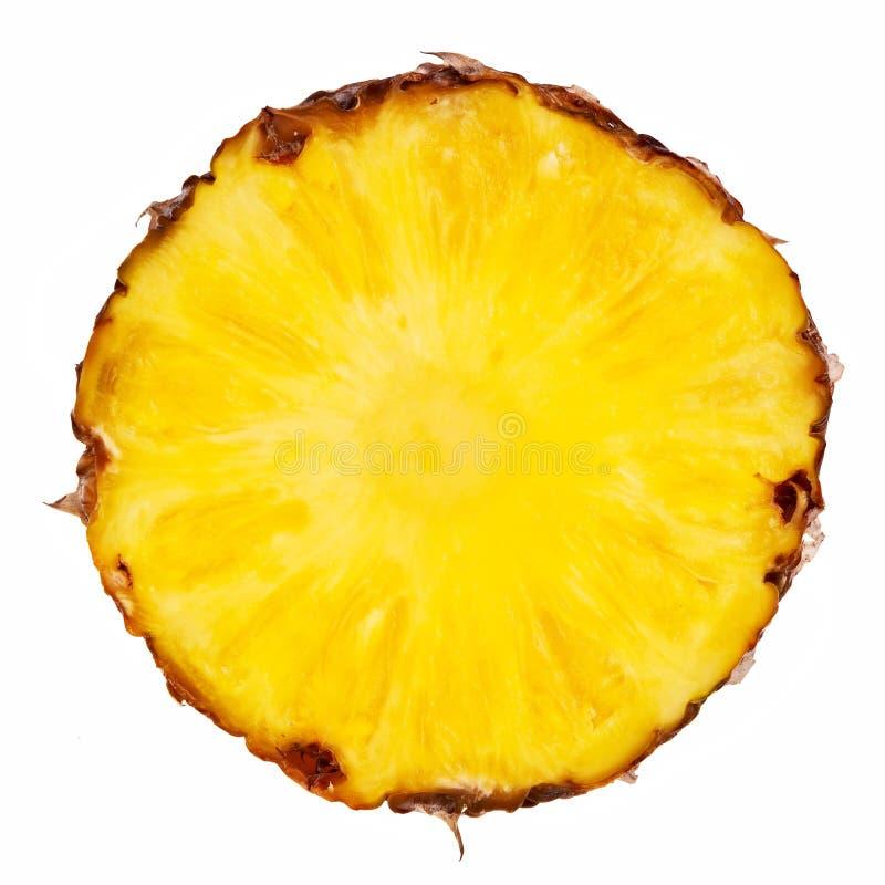 菠萝片式 库存照片