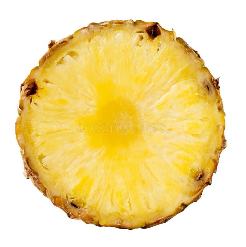 菠萝片式 免版税库存照片