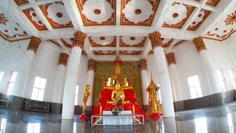 菩萨寺庙 免版税库存图片