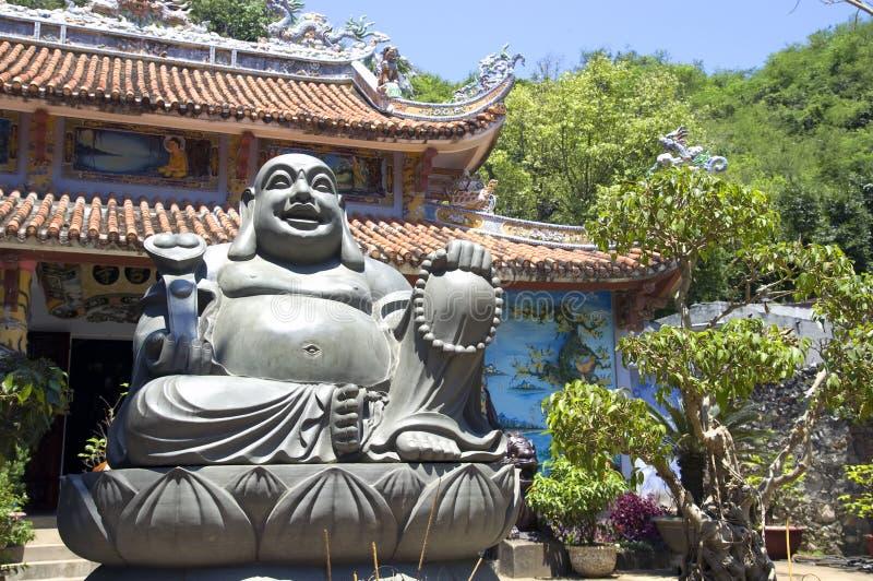 菩萨寺庙 免版税图库摄影