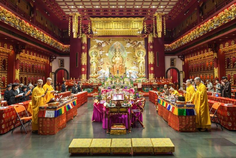 菩萨牙寺庙 库存图片