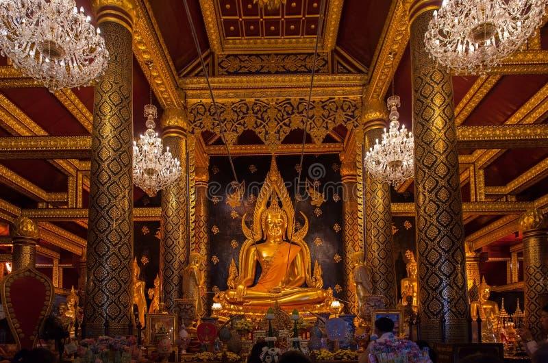 菩萨雕象泰国 免版税库存照片