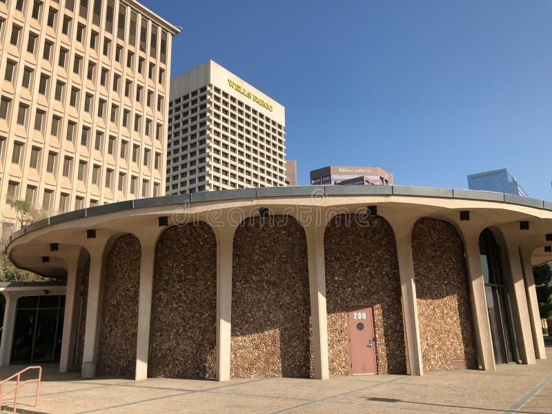 菲尼斯会议室城市 免版税库存照片