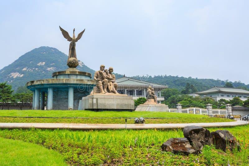 菲尼斯纪念碑 免版税图库摄影