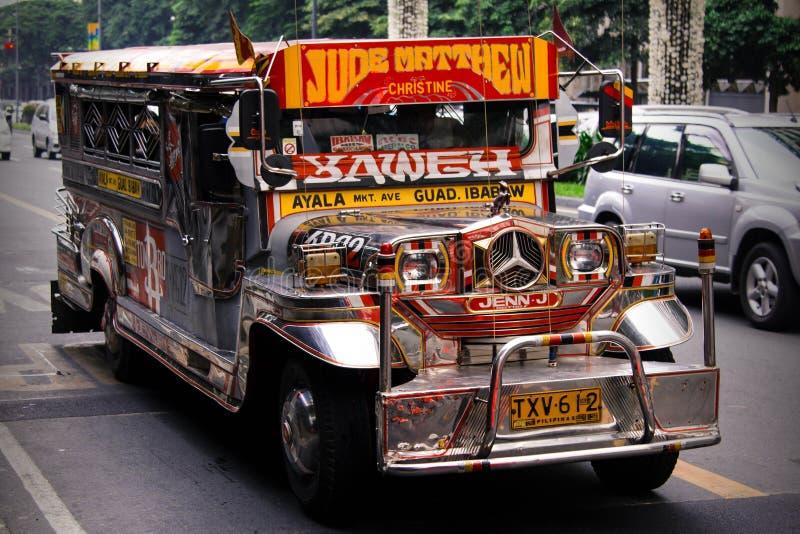 菲律宾纯净的血液  图库摄影