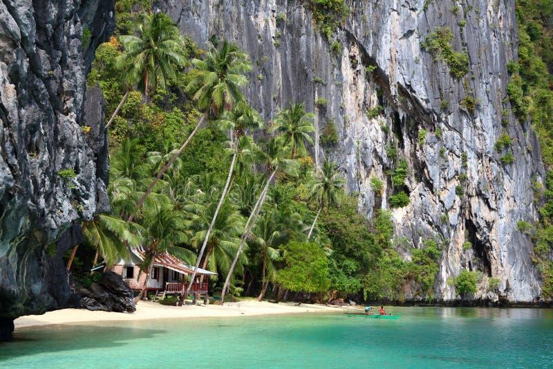 菲律宾自然 免版税库存照片