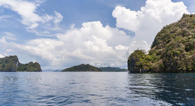 菲律宾,巴拉望岛 图库摄影