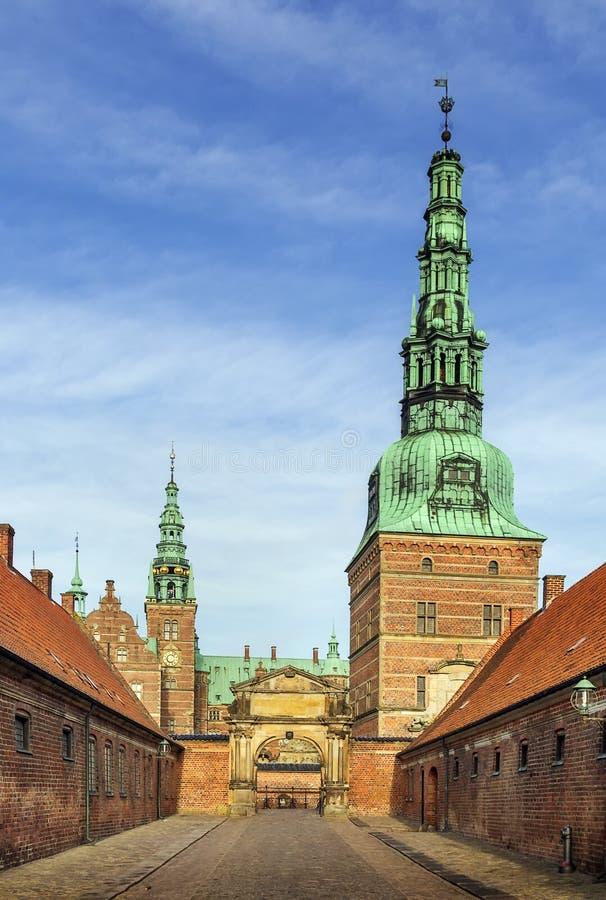 菲特列堡,丹麦 免版税库存照片