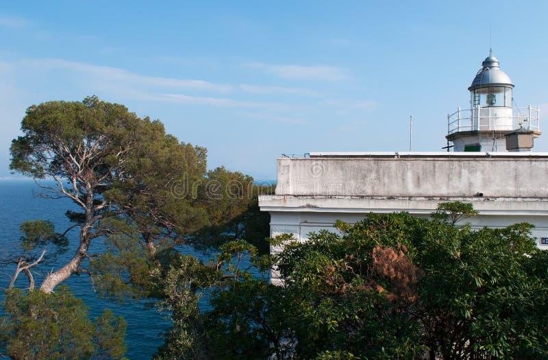 菲诺港,热那亚,利古里亚,意大利,意大利语里维埃拉,欧洲 免版税库存照片