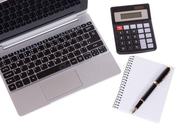经营分析、计划或者研究概念 免版税库存照片