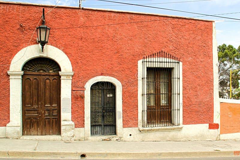 萨尔提略,墨西哥 免版税库存图片