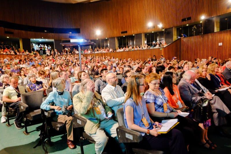 萨拉热窝和平事件2014年 免版税库存图片