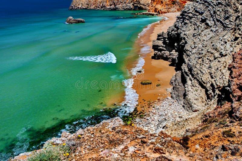 萨格里什阿尔加威葡萄牙 免版税库存照片