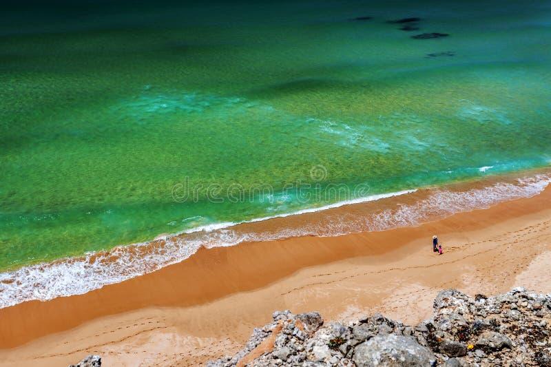 萨格里什阿尔加威葡萄牙 免版税图库摄影