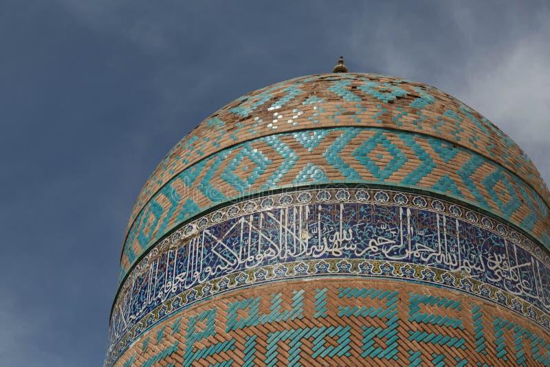 萨菲回教族长陵墓 免版税库存照片