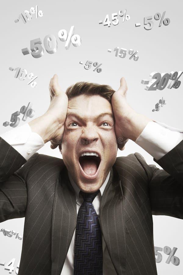 Download 落的大声的人百分比呼喊的符号下 库存照片. 图片 包括有 百分比, 获得, 贴现, 支付, 生意人, 工资 - 22358320