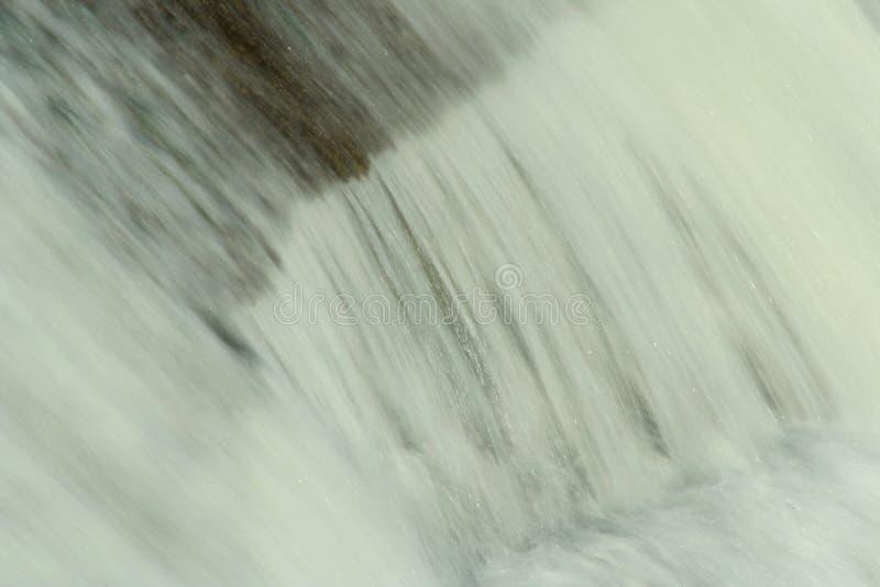 落的水 免版税库存图片