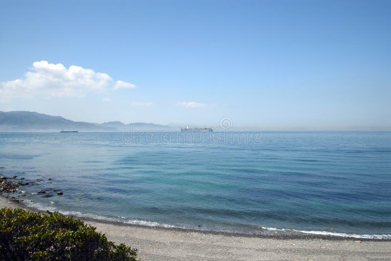 磯 海岸 薄