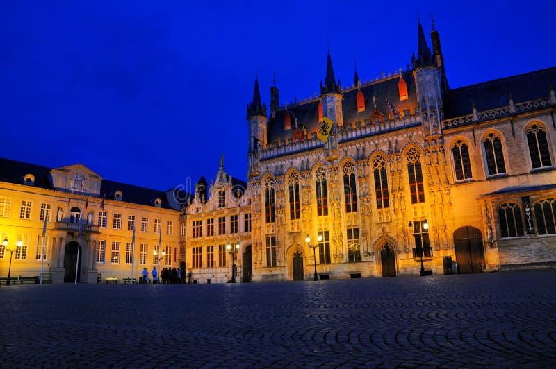 布鲁日,比利时 免版税库存图片