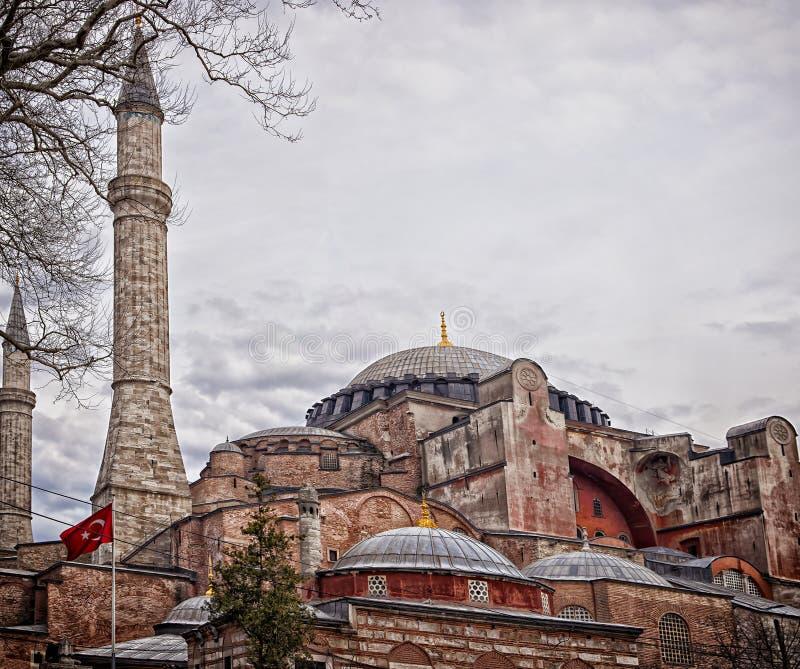 Hagia Sophia 图库摄影
