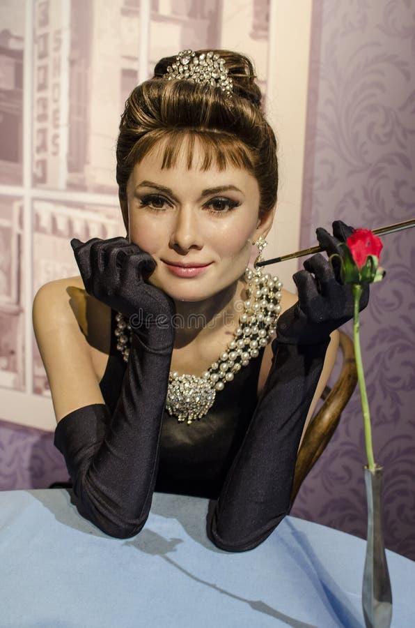 Audrey Hepburn 图库摄影