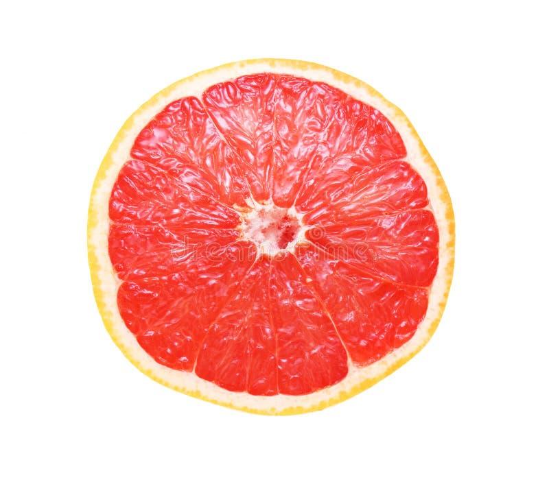 葡萄柚水多成熟 免版税库存图片