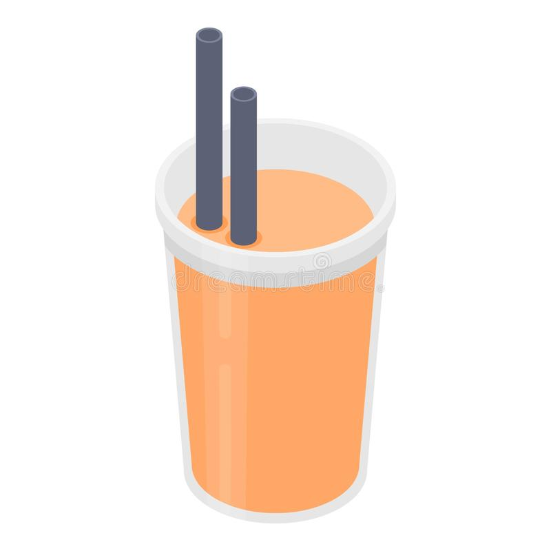 葡萄柚汁象,等量样式 皇族释放例证