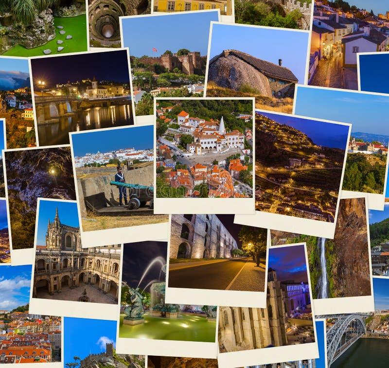 葡萄牙旅行图象我的照片 免版税库存图片